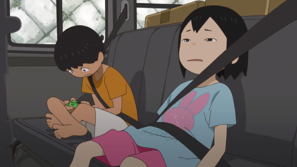 Кадры из аниме Руки прочь от кинокружка 2 сезон