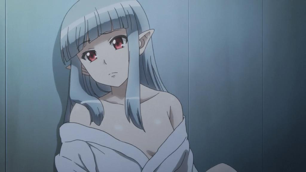 Кадры из аниме Цугумомо 3 сезон