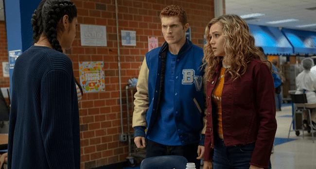 Старгерл 2 сезон — дата выхода, сюжет, трейлер