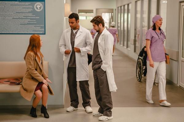 Кадры из сериала Доктор Вера 2 сезон