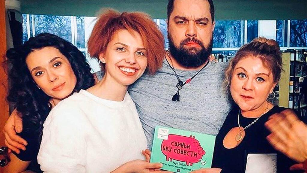 Кадры из сериала Иванько 2 сезон
