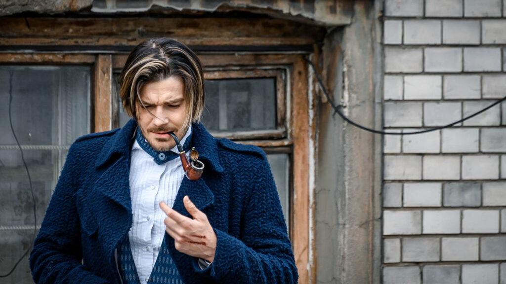 Кадры из сериала Шерлок в России 2 сезон