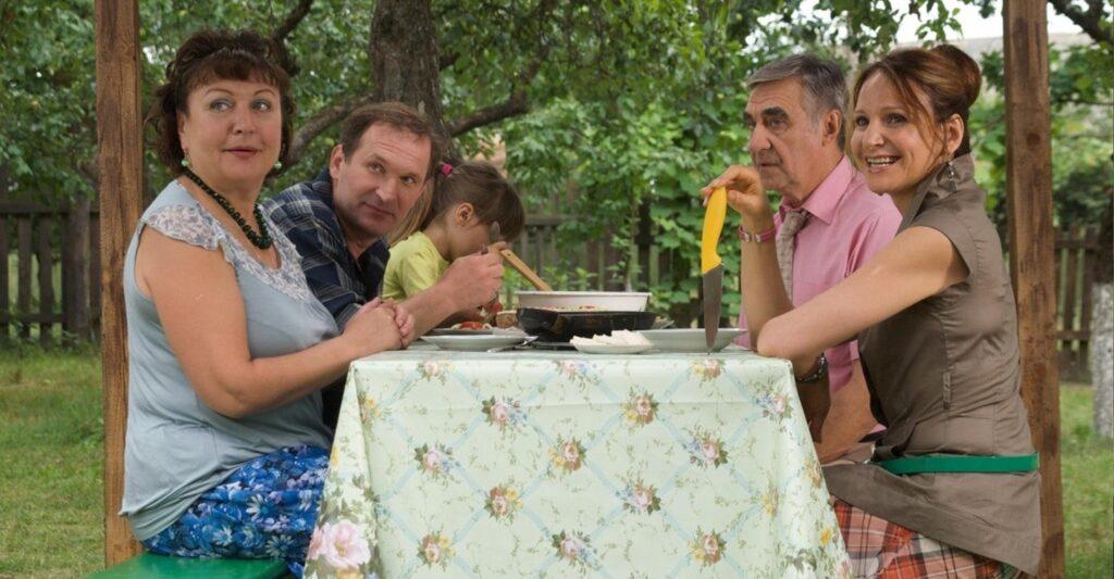 Кадры из сериала Сваты 8 сезон