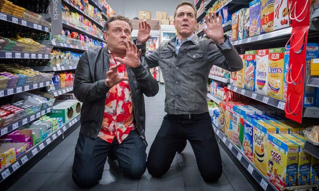 Кадры из сериала Супермаркет 6 сезон