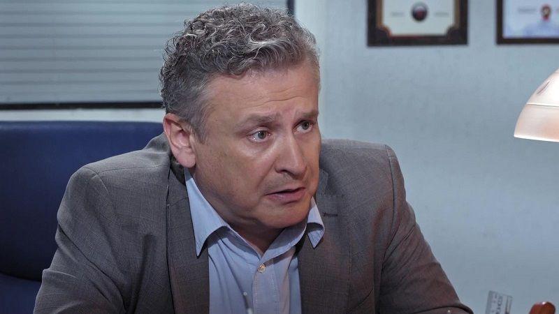 "Кадр из сериала ""Разменная монета"""