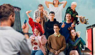 Трудные подростки 3 сезон